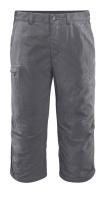 Бриджи мужские VAUDE Boya 3/4 Pants anthracite